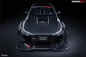 Bilde av Darwin Pro C7 Audi RS6 bodykit