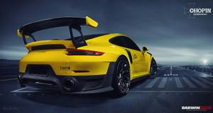 Bilde av Darwinpro 991 MK1/MK2 Porsche 911