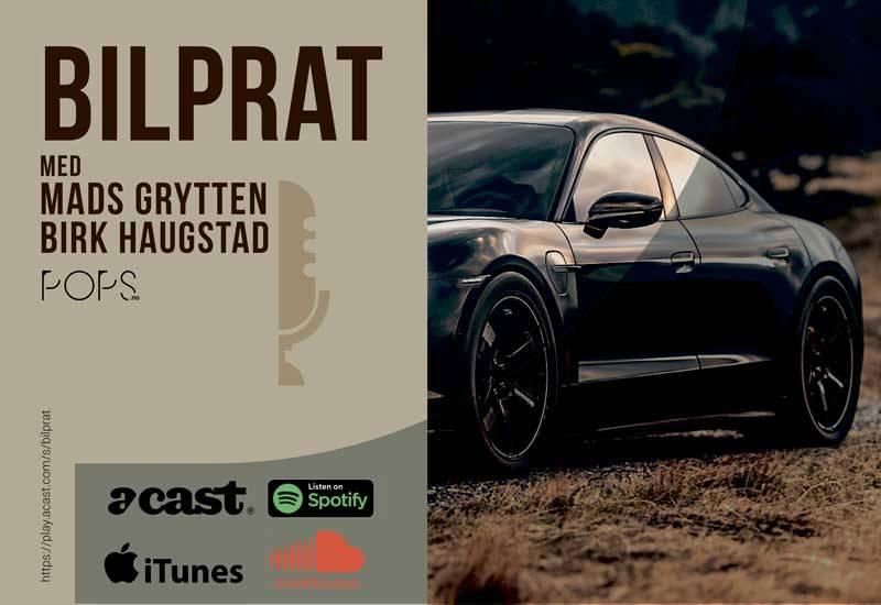 Bilprat podcast